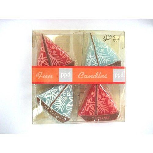 纸,造型蜡烛)系列(全面7折) merchandises 造型蜡烛 03 帆船蜡烛